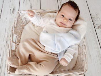 Pieluchy bambusowe dla niemowlaka